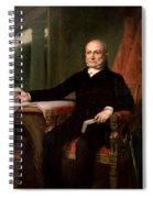 President John Quincy Adams  Spiral Notebook
