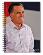 Presidential Material Spiral Notebook