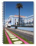 Presidential Palace - Azores Spiral Notebook