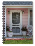 Pretty As Pink Spiral Notebook