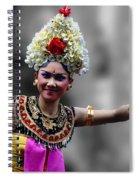 Pretty Face Spiral Notebook