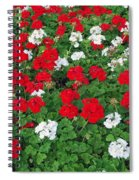 Pretty Flowers Spiral Notebook