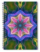 Pretty Spiral Notebook