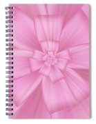 Pretty Pink Bow 1 Spiral Notebook