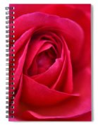 Pretty Pink Spiral Notebook