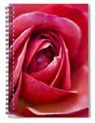 Pretty Pink Muted Spiral Notebook