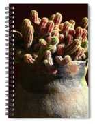 Prickly Padres Spiral Notebook