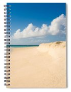 Prickly Pear Beach Spiral Notebook
