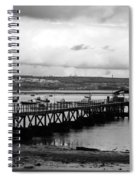 Priddy's Hard Jetty Spiral Notebook