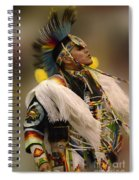 Pow Wow Native Pride 2 Spiral Notebook