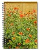 Pride Of Barbados Spiral Notebook