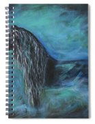 Pride Of Friesians Spiral Notebook