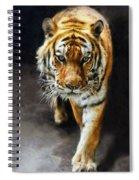 Primal Instincts Spiral Notebook