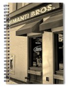 Primanti Brothers Pittsburgh  Spiral Notebook