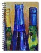Primarily Wine Spiral Notebook