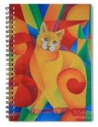 Primary Cat II Spiral Notebook