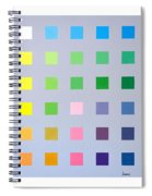 Primary To Tertiary Spiral Notebook