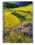 Primavera Spiral Notebook
