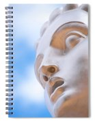 Primordial Deities Spiral Notebook