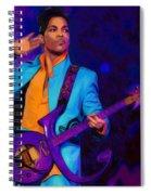 Prince 3 Spiral Notebook