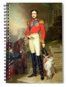 Prince Albert Spiral Notebook
