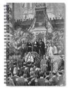 Prince Alfred (1874-1899) Spiral Notebook