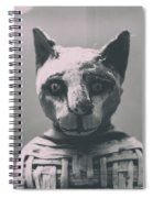 Prince Of Purrsia.. Spiral Notebook