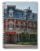 Prince Of Wales Hotel 9000 Spiral Notebook