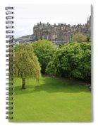 Princes Street Gardens 6480 Spiral Notebook