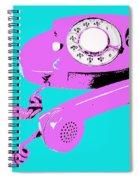 Princess 4 Spiral Notebook