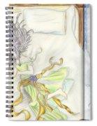 Princess Altiana Aka Rokeisha Spiral Notebook