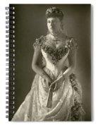 Princess Beatrice (1857-1944) Spiral Notebook