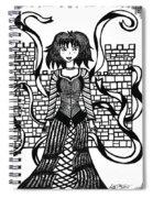 Princess Guinevere Spiral Notebook