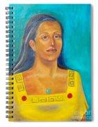 Princess Izta Spiral Notebook