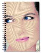 Princess Lady Diana Spiral Notebook