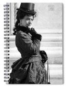 Princess Sissi Venezia Spiral Notebook