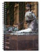 Princeton Tigers Spiral Notebook