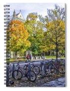 Princeton University Campus Spiral Notebook