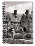 Princeton University Spiral Notebook