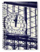 Principe Pio Clock Spiral Notebook