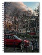 Prinsengracht 791. Amsterdam. Spiral Notebook