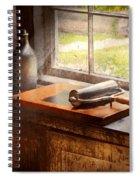 Printer - A Hope And A Brayer Spiral Notebook