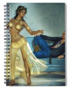 Private Dancer Spiral Notebook