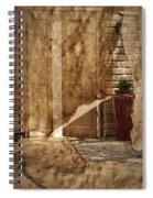 Private Entrance Spiral Notebook