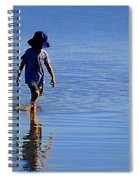 Private Moment Spiral Notebook