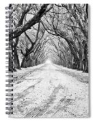 Private Road Spiral Notebook