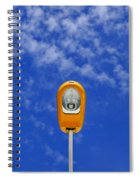 Probe Spiral Notebook