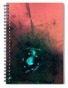Problem Of Evil Spiral Notebook