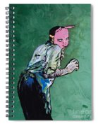 Professor Pyg Spiral Notebook