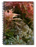 Profusion Of Floral Beauty Spiral Notebook